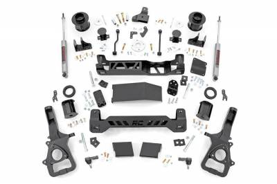 Rough Country - Rough Country 33430A Suspension Lift Kit - Image 1