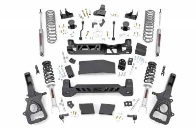 Rough Country - Rough Country 33431 Suspension Lift Kit - Image 1