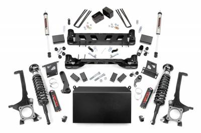 Rough Country - Rough Country 75257 Suspension Lift Kit w/Shocks - Image 1