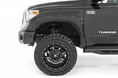 Rough Country - Rough Country 75257 Suspension Lift Kit w/Shocks - Image 4