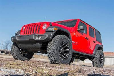 Rough Country - Rough Country 66670 Suspension Lift Kit w/Shocks - Image 5
