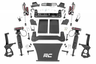 Rough Country - Rough Country 27550 Suspension Lift Kit w/Shocks - Image 1