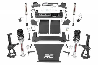 Rough Country - Rough Country 27571 Suspension Lift Kit w/Shocks - Image 1