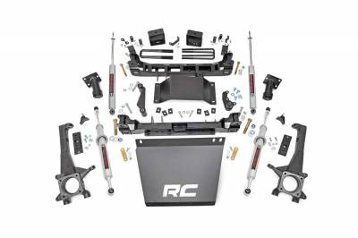 Rough Country - Rough Country 75831 Suspension Lift Kit w/Shocks - Image 1