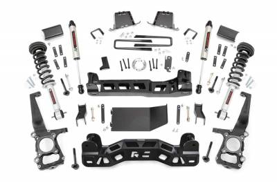 Rough Country - Rough Country 57572 Suspension Lift Kit w/Shocks - Image 1