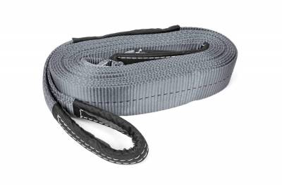 Winch Accessories - Winch Strap - Rough Country - Rough Country RS120 Winch Strap