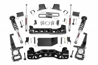 Rough Country - Rough Country 59831 Suspension Lift Kit w/Shocks - Image 1
