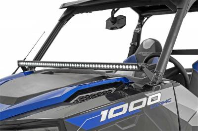 Rough Country - Rough Country 93034 LED Lower Windshield Kit - Image 3