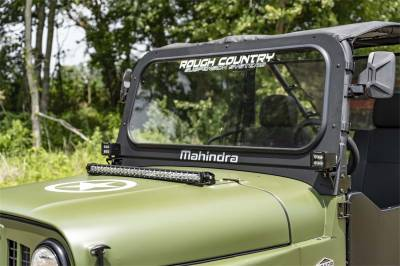 Rough Country - Rough Country 99004 Black Series Hood Kit - Image 2