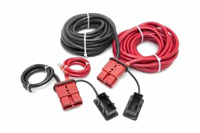 Winch Accessories - Winch Wire Harness - Rough Country - Rough Country RS108 Winch Power Cable