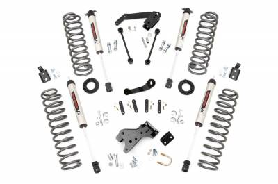Rough Country - Rough Country 68270 Suspension Lift Kit w/Shocks - Image 1