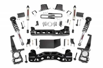 Rough Country - Rough Country 59871 Suspension Lift Kit w/Shocks - Image 1