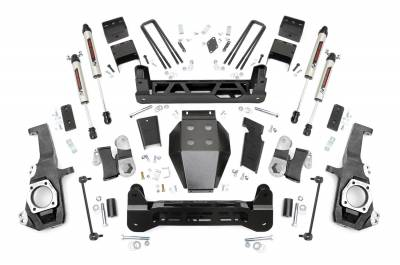 Rough Country - Rough Country 10270 Suspension Lift Kit