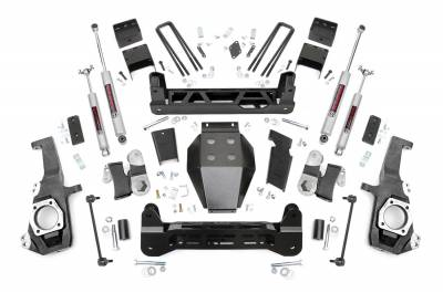 Rough Country - Rough Country 10230A Suspension Lift Kit