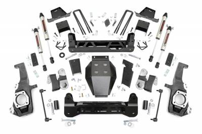 Rough Country - Rough Country 10170 Suspension Lift Kit