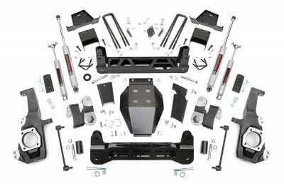 Rough Country - Rough Country 10130A Suspension Lift Kit
