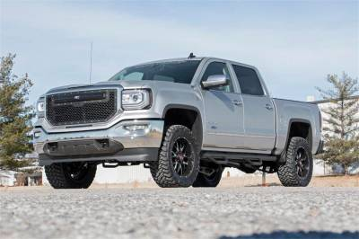 Rough Country - Rough Country 12170 Suspension Lift Knuckle Kit w/Shocks - Image 2
