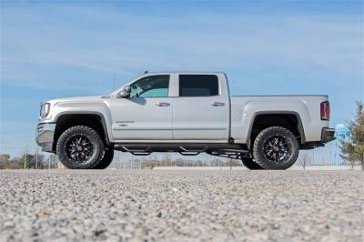 Rough Country - Rough Country 12170 Suspension Lift Knuckle Kit w/Shocks - Image 5