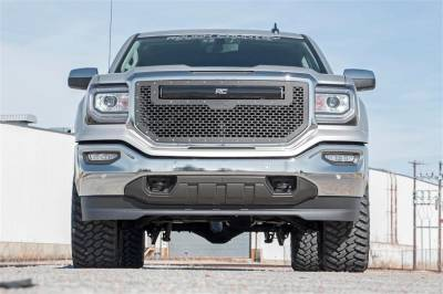 Rough Country - Rough Country 12470 Suspension Lift Knuckle Kit w/Shocks - Image 3