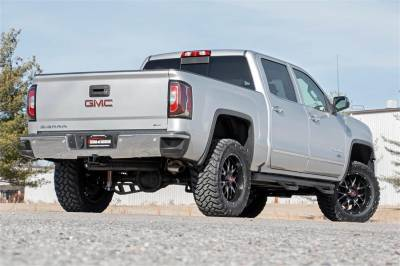 Rough Country - Rough Country 12470 Suspension Lift Knuckle Kit w/Shocks - Image 5