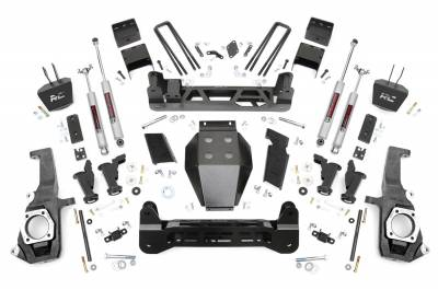 Rough Country - Rough Country 10430 Suspension Lift Kit
