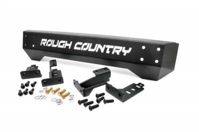 Rough Country - Rough Country 1011 Front Stubby Bumper