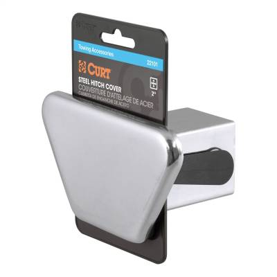 CURT 22101 Hitch Receiver Tube Cover