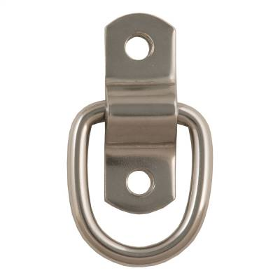Trailer Hitch Accessories - D-Ring - CURT - CURT 83732 Rope D-Ring