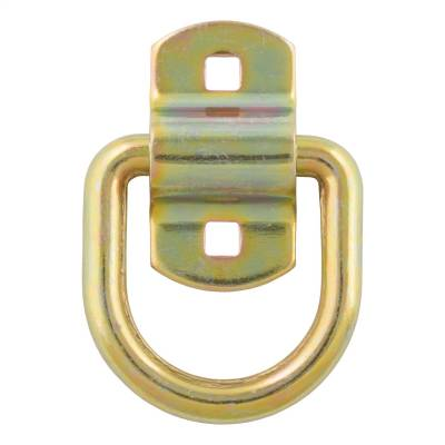Trailer Hitch Accessories - D-Ring - CURT - CURT 83740 Forged D-Ring/Brackets