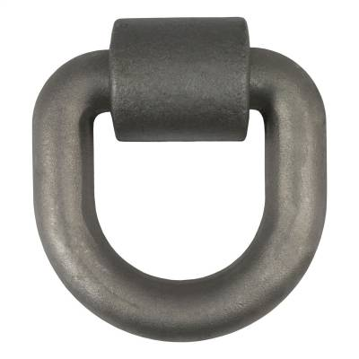 Trailer Hitch Accessories - D-Ring - CURT - CURT 83770 Forged D-Ring/Brackets