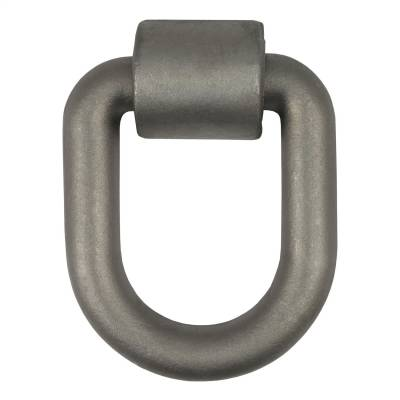 Trailer Hitch Accessories - D-Ring - CURT - CURT 83780 Forged D-Ring/Brackets