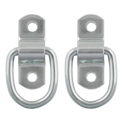 Trailer Hitch Accessories - D-Ring - CURT - CURT 83731 Rope D-Ring