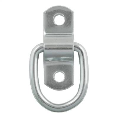 Trailer Hitch Accessories - D-Ring - CURT - CURT 83730 Rope D-Ring