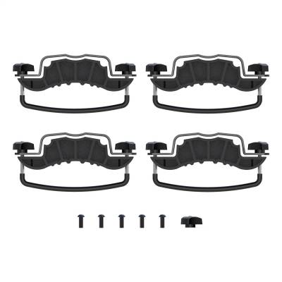 Roof Rack - Roof Rack Hardware Kit - CURT - CURT 19231 Replacement Hardware For Cargo Carrier