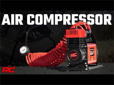 Rough Country - Rough Country RS200 Air Compressor w/Carrying Case - Image 4