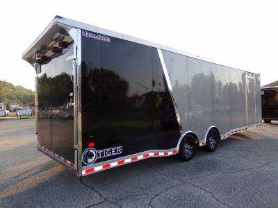 Trailers - Haul-About Trailers - 2021 Haul-About 8.5x28 Tiger Cargo Trailer 10K