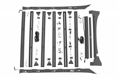Rough Country 51021 Roof Rack System