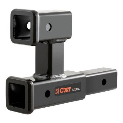 CURT 45792 Dual Receiver Tube Extension