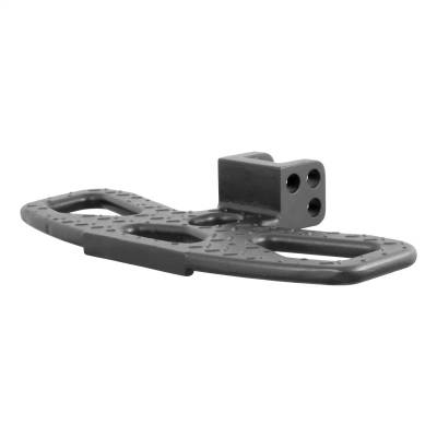 CURT 45909 Adjustable Channel Mount Hitch Step