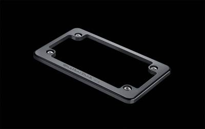 License Plate Accessories - License Plate Frame - WeatherTech - WeatherTech 8ALPF1 Billet License Plate Frame