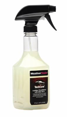 Cleaner/Protectant - Leather Conditioner - WeatherTech - WeatherTech 8LTC51K TechCare Leather Conditioner
