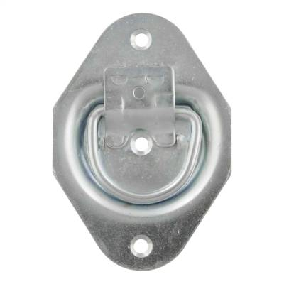 Tie Down Anchor - Tie Down Anchor - CURT - CURT 83601 Recessed Rope Ring