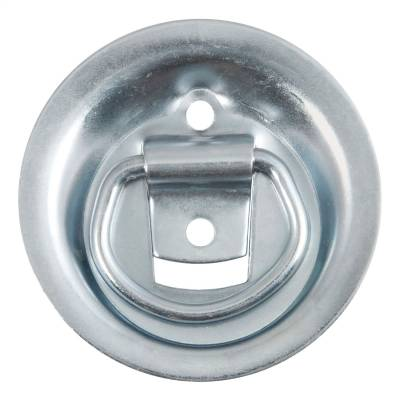 Tie Down Anchor - Tie Down Anchor - CURT - CURT 83710 Recessed Rope Ring