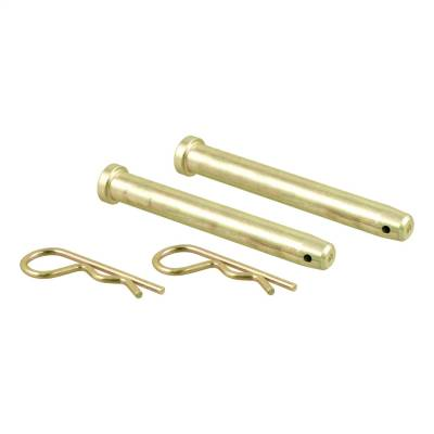 Trailer Hitch Accessories - Trailer Hitch Pin - CURT - CURT 45925 Adjustable Channel Mount Pins