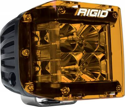 Exterior Lighting - Offroad/Racing Lamp Cover - Rigid Industries - Rigid Industries 32183 Dually Side Shooter Series Cover