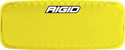 Exterior Lighting - Offroad/Racing Lamp Cover - Rigid Industries - Rigid Industries 311933 SR-Q-Series Light Cover