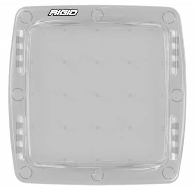 Exterior Lighting - Offroad/Racing Lamp Cover - Rigid Industries - Rigid Industries 103923 Q Series Light Cover