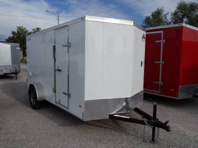 Haul-About Trailers - 2022 Haul-About 6x12 Bobcat Cargo Trailer 3.5K - Image 1