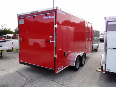 Haul-About Trailers - 2022 Haul-About 7x16 Cougar Cargo Trailer 7K - Image 2