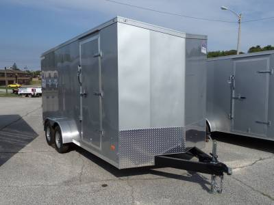 Haul-About Trailers - 2022 Haul-About 7x16 Panther Cargo Trailer 7K - Image 2